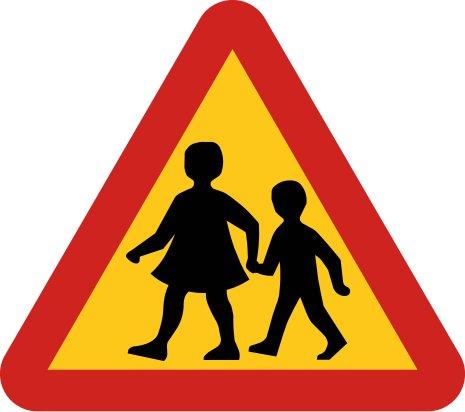 Varning för barn EG-N (1.1.41)