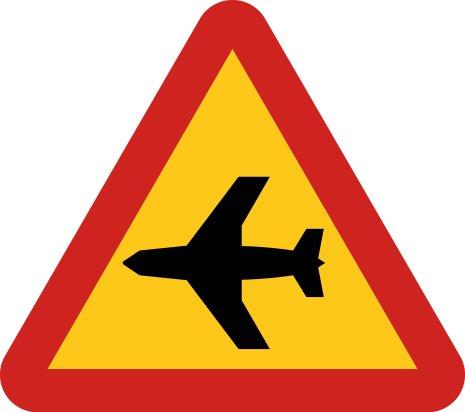 Lågt flygande flygplan EG-N (1.1.50)