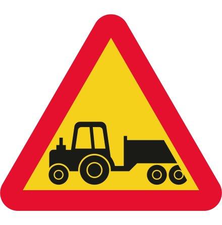 Varning för långsamtgående fordon EG-N
