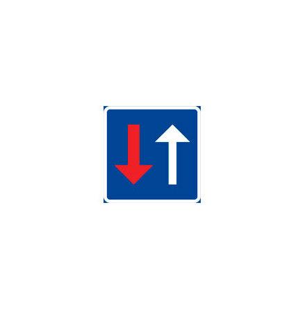 Mötande trafik har väjningsplikt EG-N (1.4.21)