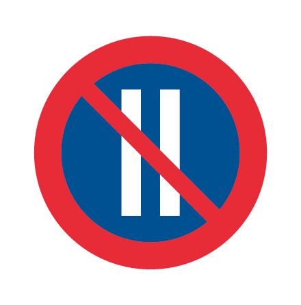 Förbud att parkera jämna dagar