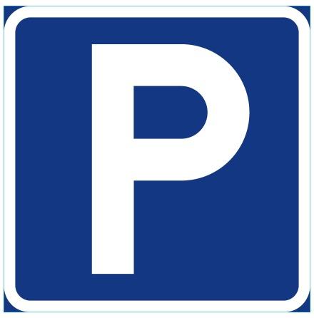 Parkering - Enkelsidig - EG
